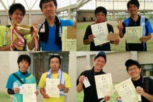 滋賀県東近江市春季ソフトテニス大会2014