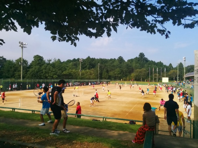 全日本社会人ソフトテニス選手権2014
