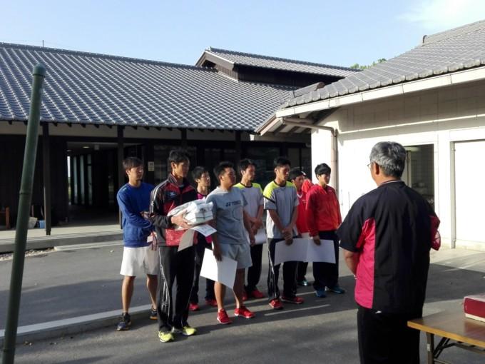 ソフトテニス 近畿選手権2017