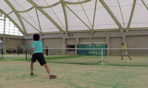 2020/06/12(金) ソフトテニス・平日練習会