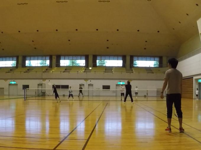 2020/06/13(土) ソフトテニス・未経験者練習会