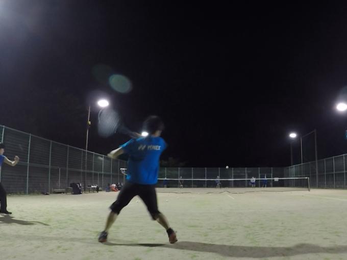 2020/06/05(金) ソフトテニス練習会