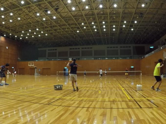 2020/06/15(月) ソフトテニス練習会
