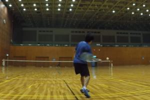 2020/06/23(火) ソフトテニス練習会