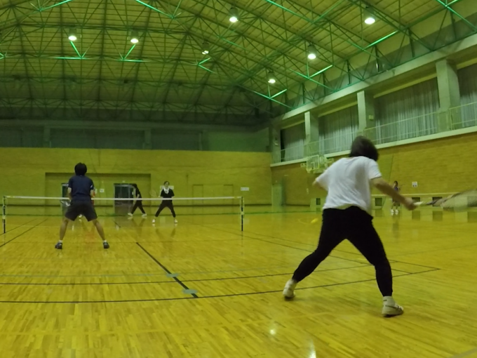 2020/06/24(水) スポンジボールテニス/ショートテニス