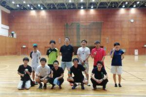 2020/07/25(土) ソフトテニス・ぷち大会・オープン(と次回の募集)