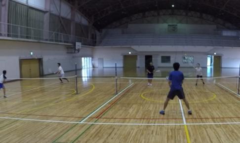 2020/07/04(土) ソフトテニス・未経験者練習会