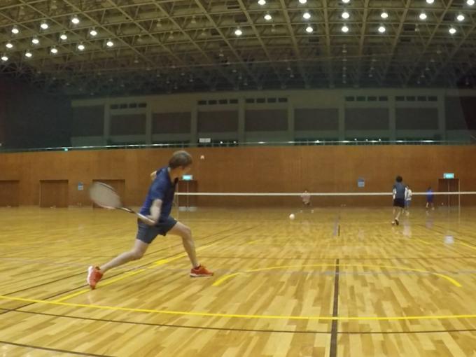2020/06/28(月) ソフトテニス練習会