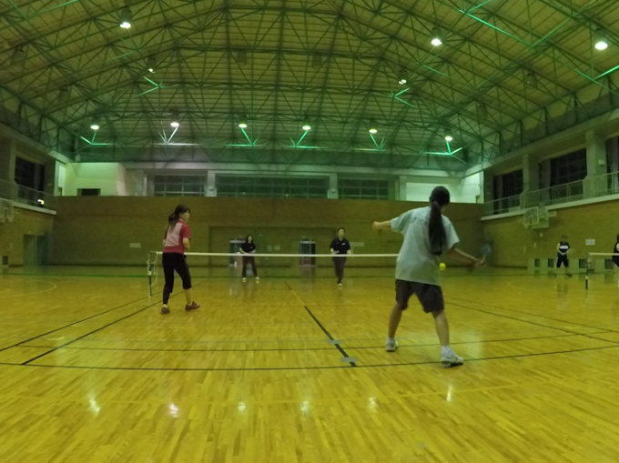 2020/07/01(水) スポンジボールテニス/ショートテニス