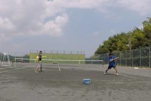 2019/08/17(土) ソフトテニス 未経験からの練習会【滋賀県】