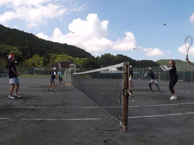 2020/08/29(土) ソフトテニス 未経験からの練習会【滋賀県】