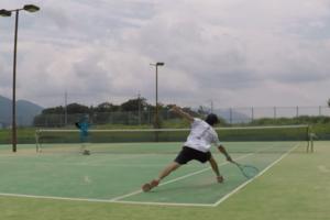 2020/08/03(月) ソフトテニス・個別練習会【滋賀県東近江市】