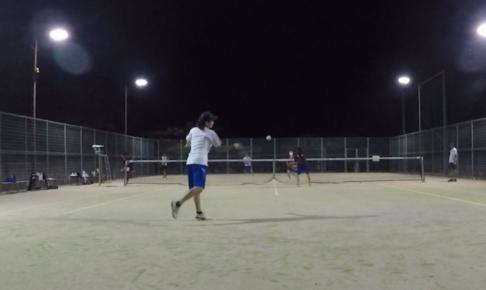 2020/07/31(金) ソフトテニス練習会