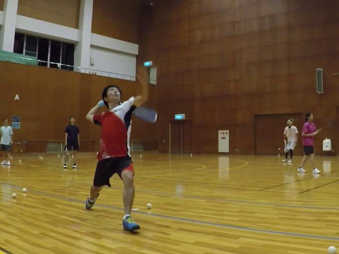 2020/08/04(火) ソフトテニス練習会【滋賀県】