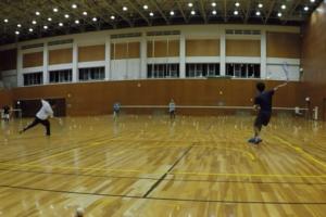 2020/08/18(火) ソフトテニス練習会【滋賀県】