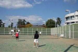 2008/10/31 八幡工業高校OBチーム練習会に参加させてもらいました。