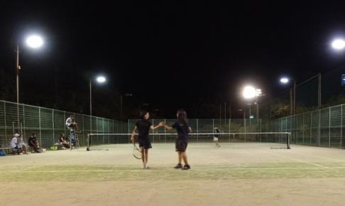 2020/09/19(土) ソフトテニス ぷち大会・enjoy(と次回の募集)