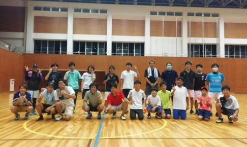2020/09/21(月祝) ソフトテニス・ぷち大会・オープン(と次回の募集)