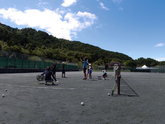 2020/09/12(土) ソフトテニス 未経験からの練習会【滋賀県】