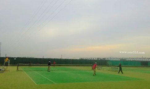 2008/11/03(月祝)  ソフトテニス練習会