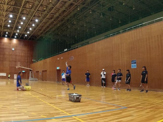2020/09/07(月) ソフトテニス 基礎練習会【滋賀県】