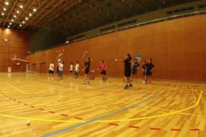 2020/09/14(月) ソフトテニス 基礎練習会【滋賀県】