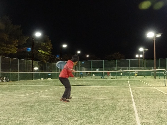 2020/10/15(木) ソフトテニス 個別練習会【滋賀県】個人レッスン