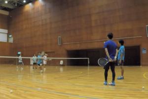 2020/10/06(火) ソフトテニス練習会【滋賀県】西山和伸さんが来られました。