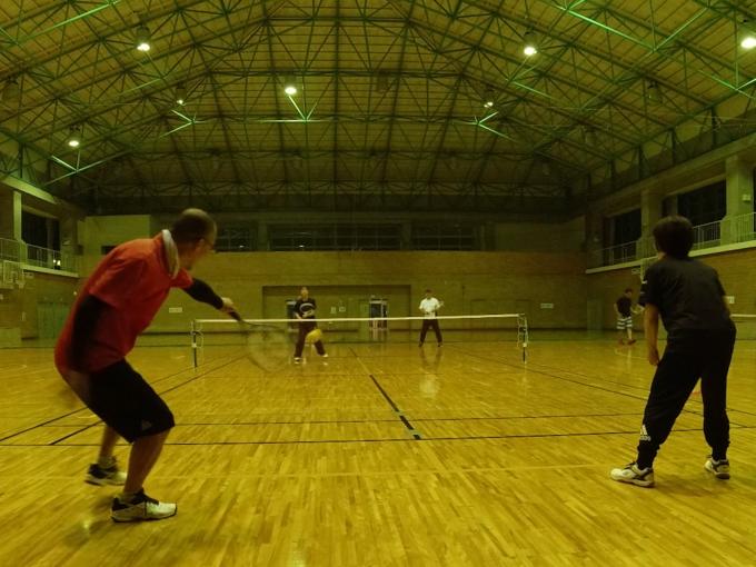 2020/10/28(水) スポンジボールテニス(ショートテニス)【滋賀県】