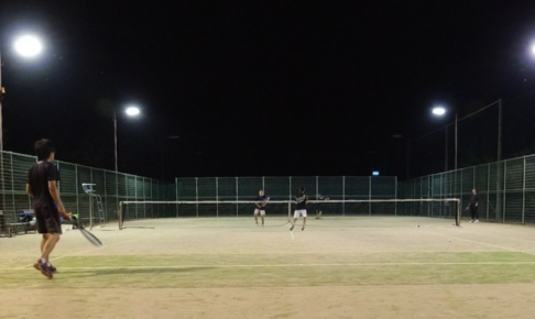 2020/10/03(土) ソフトテニス 基礎練習会【滋賀県】