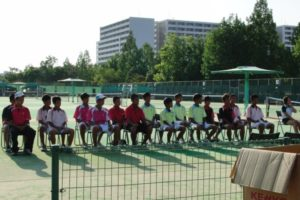 ソフトテニス 中学近畿夏季大会2012【結果】