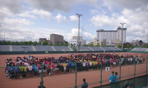 滋賀県ソフトテニス 高校春季大会2017(インターハイ予選)