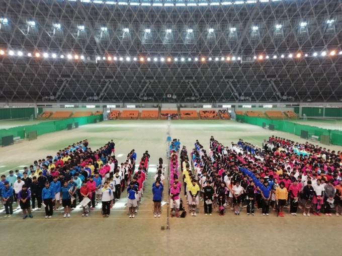 滋賀県ソフトテニス 高校春季大会2018(インターハイ予選)
