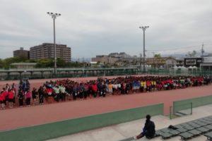 滋賀県ソフトテニス 高校春季大会2019(インターハイ予選)