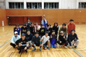 2020/10/31(土) ソフトテニス・ぷち大会・オープン(と次回の募集)