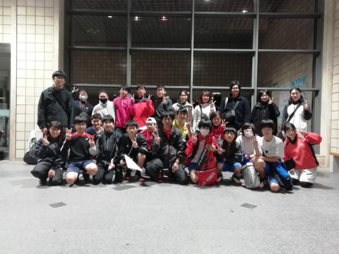 2020/11/23(月祝) ソフトテニスぷち大会・オープン