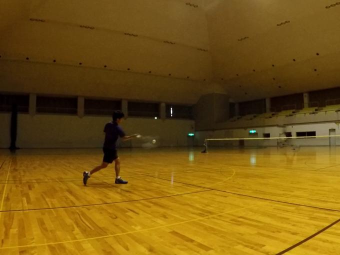 2020/11/10(火) ソフトテニス自主練習会【滋賀県】平日