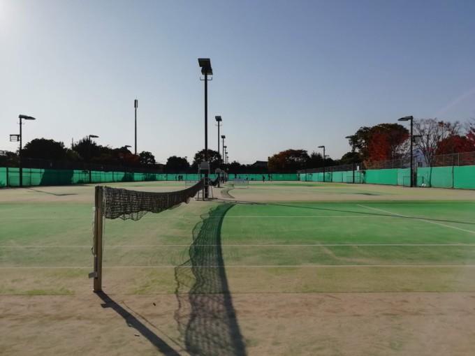 2020/11/12(木) ソフトテニス自主練習会【滋賀県】平日