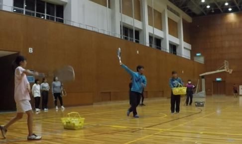2020/11/14(土) ソフトテニス 基礎練習会【滋賀県】
