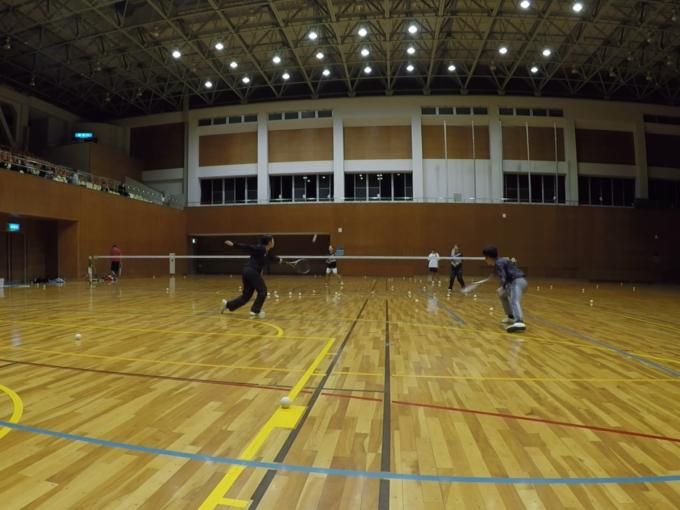 2020/11/21(土) ソフトテニス 基礎練習会【滋賀県】