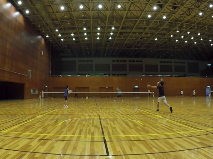 2019/08/06(火) ソフトテニス練習会【滋賀県】