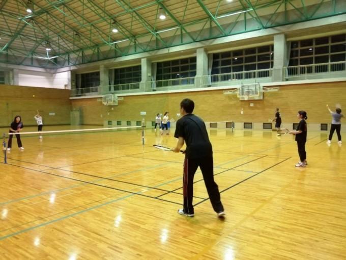 2019/07/31(水) スポンジボールテニス(ショートテニス)【滋賀県】フレッシュテニス