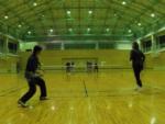 2020/11/11(水) スポンジボールテニス(ショートテニス)【滋賀県】フレッシュテニス