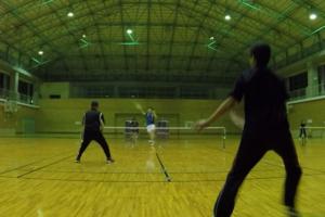 2020/11/18(水) スポンジボールテニス(ショートテニス)【滋賀県】フレッシュテニス