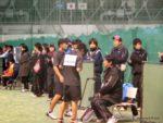 高校ソフトテニス 近畿インドア2014