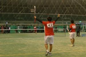 ソフトテニス 高校近畿インドア2017