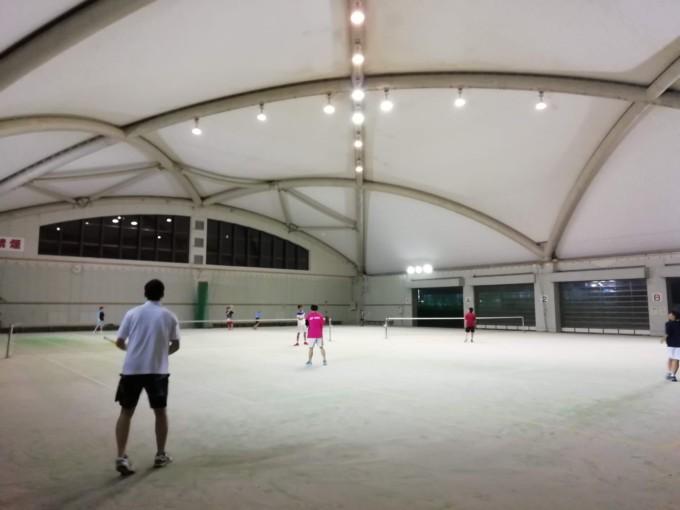 岐阜県加茂郡 坂祝町スポーツドーム