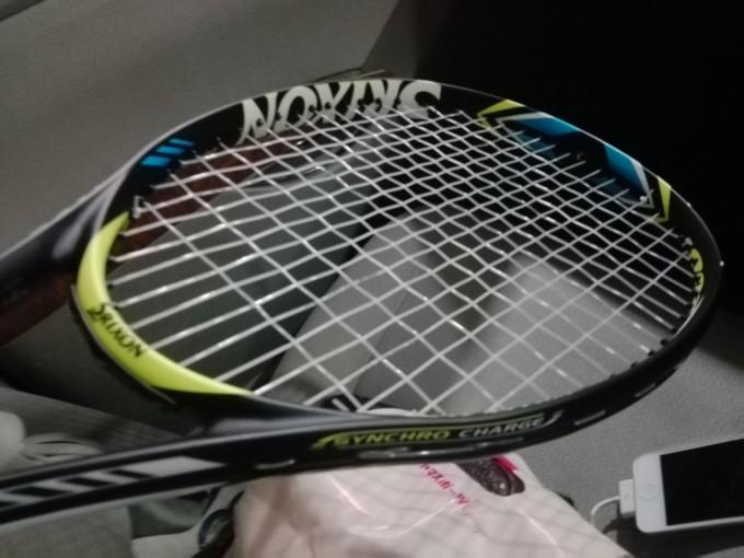 2018/02/15(木)  ヨネックスガット  サイバーナチュラル・ブラスト/25ポンド ソフトテニス