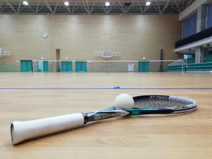 2020/12/24(木) ソフトテニス自主練習会【滋賀県】能登川アリーナ 東近江市