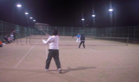 2008/12/10(水) ソフトテニス練習会